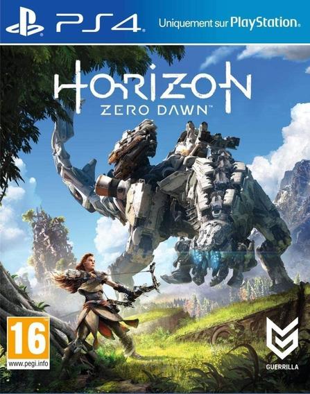 Horizon Zero Dawn Ps4 Aluguel 15 Dias