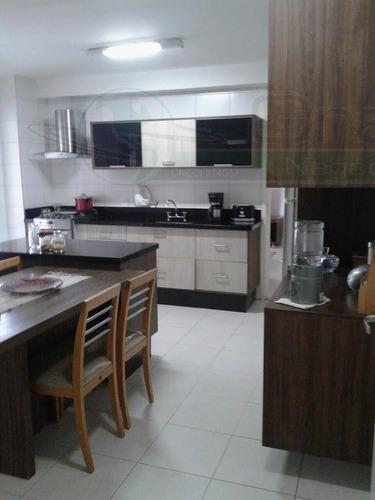 Apartamento Para Venda, 4 Dormitório(s), 144.8m² - 5341