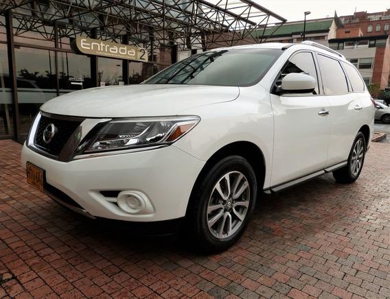 Nissan New Pathfinder 2013