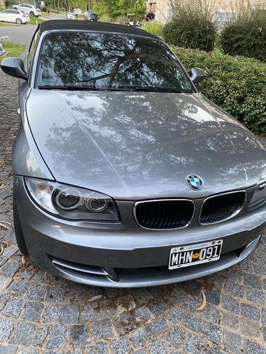 Bmw 120 I Cabriolet 2011 Patentada 2013 Solo 15.000km