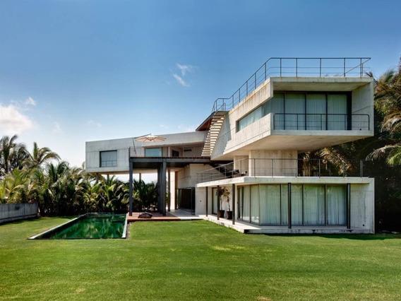Majestuosa Residencia En Club De Golf 3 Vidas Acapulco