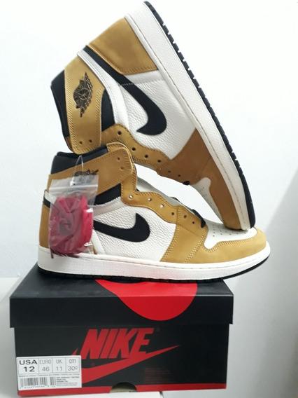 Tenis Nike Air Jordan 1 High Og Única Talla 30cm-12us