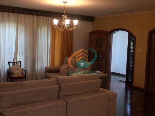 Imagem 1 de 22 de Casa Com 3 Dormitórios À Venda, 400 M² Por R$ 1.285.000,00 - Vila Rosália - Guarulhos/sp - Ca0174