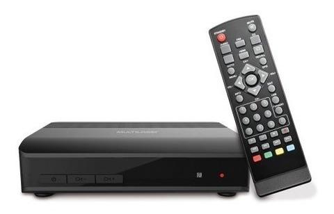 Conversor Tv Digital Full Hd Gravador Multilaser Re219