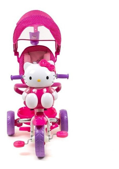 Triciclo Prinsel Candy Hello Kitty Pm-5292813