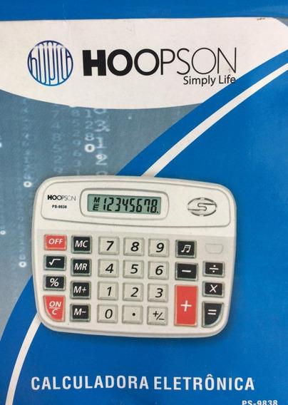 Calculadora De Mesa Atacado Kit 12 Unid Frete Grátis