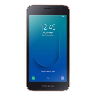 Celular Libre Samsung J2 Core Dorado