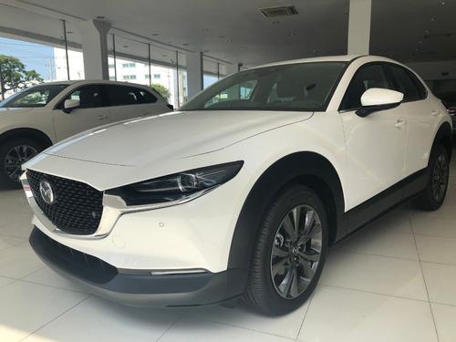Mazda Cx 30 Touring 2021 At   5p Blanco Nieve Perlado