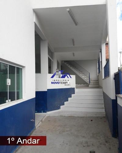 Sala E Galpão Com Mezanino Para Locação Em Jandira - 2893 - 67875428