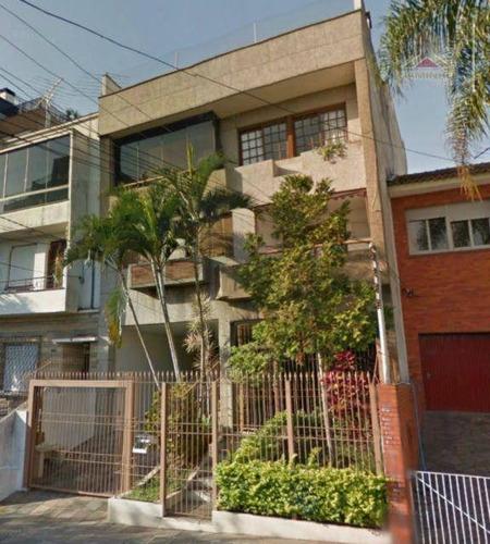 Imagem 1 de 1 de Cobertura Residencial À Venda, São João, Porto Alegre. - Co0364
