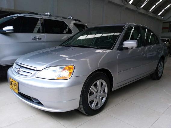 Honda Civic 1.7 Automatico