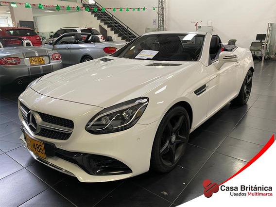Mercedes Benz Slc 200 Cabrio Automatico 4x2 Gasolina