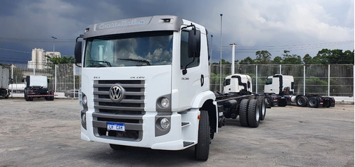 Vw 24.280 6x2 Ano 2013/2014 Tanque