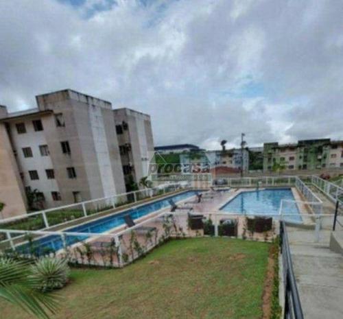 Imagem 1 de 6 de Apartamento Com 2 Dormitórios À Venda, 43 M² Por R$ 145.000,00 - Tarumã - Manaus/am - Ap3285