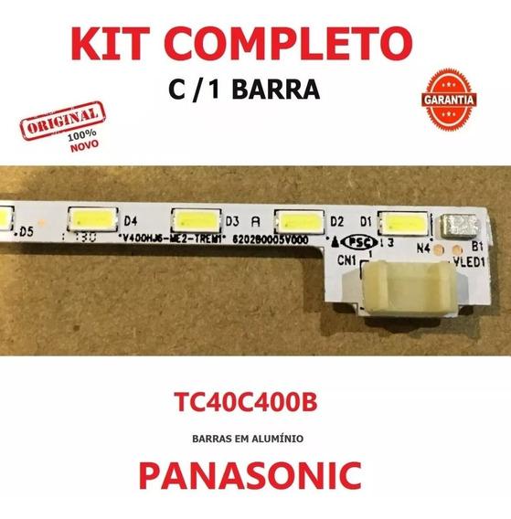 Kit Barras Led Tv Panasonic Tc 40c400b Tc 40c 400b