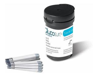 Caixa Com 50 Tiras Para Monitor De Glicemia Glucosure