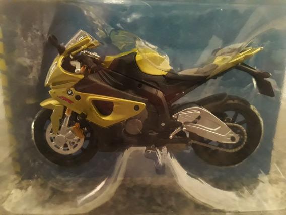 Miniatura Moto Honda Yamaha Suzuki Kawasaki Ducati Bmw 1/18