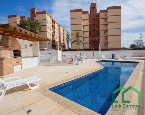 Imagem 1 de 30 de Apartamento À Venda, 51 M² Por R$ 330.000,00 - Jardim Paulicéia - Campinas/sp - Ap1902
