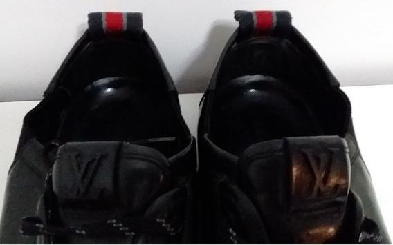 Sneaker Sapatenis Louis Vuiiton Original | Exclusivo