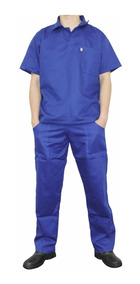 Conjunto Calça E Camisa Profissional Trabalho Pesado