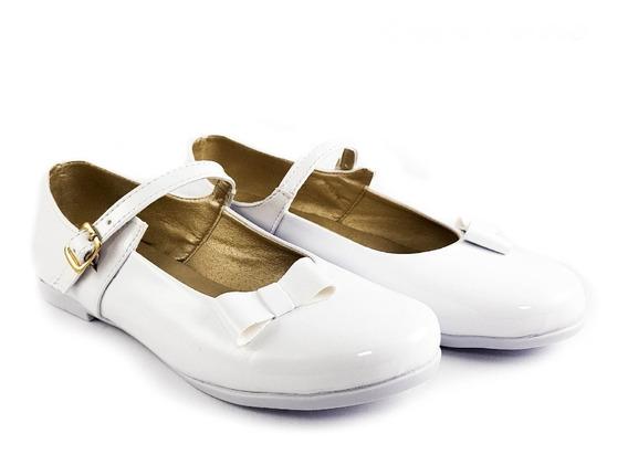 Zapato/ballerina/chatita De Comunión (nena)