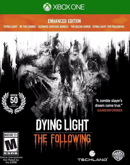 Jogo Dying Light The Following Enhanced Edition Xbox One
