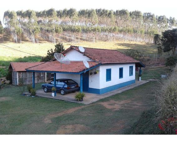 Fazenda Com 5 Dorms, Centro, Lagoinha - R$ 1.75 Mi, Cod: 4096 - V4096