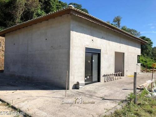 Imagem 1 de 15 de Chácara Com Casa Moderna À Venda Em Atibaia - St0003-1