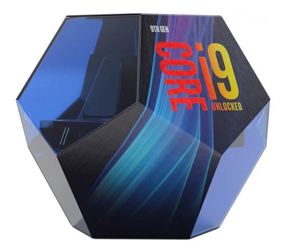 Processador Intel I9 9900k 3.6ghz 16mb Coffee Lake Lga 1151