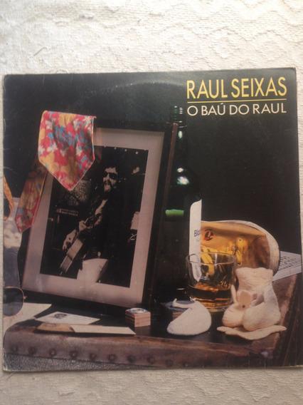 Lp Vinil - Raul Seixas / O Baú Do Raul / Philips / 1992