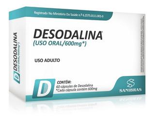 Emagrecedor Desodalina 600mg 60 Cápsulas Sanibras