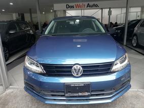 Autos Usados Volkswagen Jetta 2.0 Estandar 2018