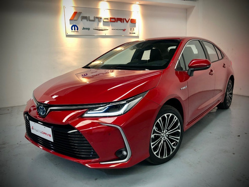 Toyota Corolla Seg At Hibrido 2020 0 Km Patentado
