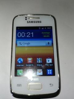 Samsung Galaxy Y Duos (gt-s6102b) Branco