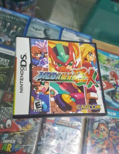 Imagen 1 de 2 de Mega Man Zx // Nintendo Ds