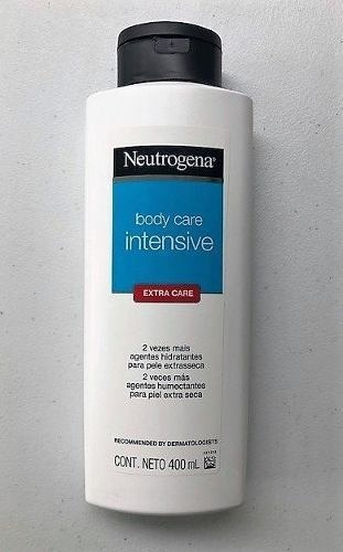 Hidratante Neutrogena Intensive 400 Ml - Extra Care