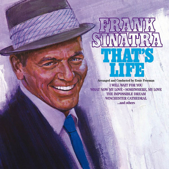 Vinilo : Frank Sinatra - That