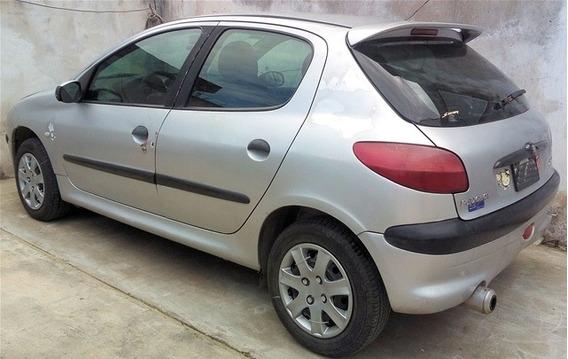 Peugeot 206 1.9 Xrd Diesel 5 Puertas - No Tiene Aire.