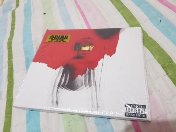 Anti Rihanna, Cd Deluxe Edition E Lacrado!