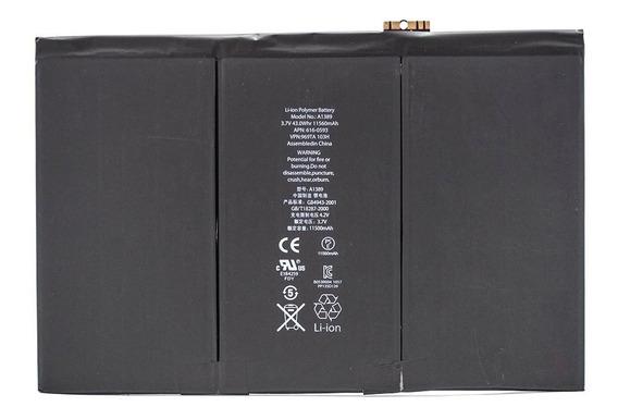 Bateria Para iPad 3 iPad 4 A1389 Certificada Garantia