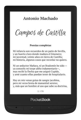 Pocketbook Touch Lux 5 Lector De Libros Electrónicos