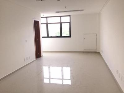 Sala Comercial Para Locação Em São José Dos Campos, Centro, 2 Banheiros, 1 Vaga - 14258