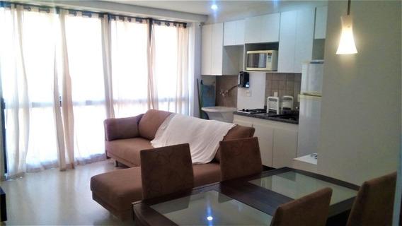 Apartamento Mobiliado Com 2 Dormitórios Para Locação Próximo Ao Iamspe E A Unifesp- Vila Clementino-são Paulo/sp. - Ap1343
