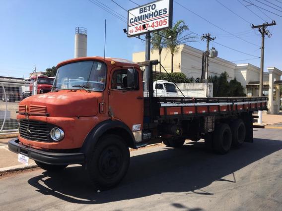 M. Benz L 1113 6x2 C/ Suspensor No Truck