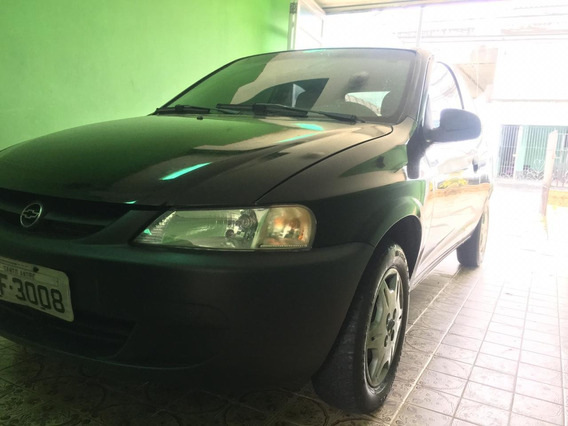 Chevrolet Celta 1.0 2003 - Preto 3 Portas