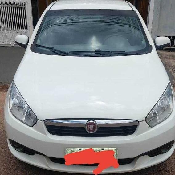 Fiat Grand Siena 1.6 16v Essence Flex 4p 2015