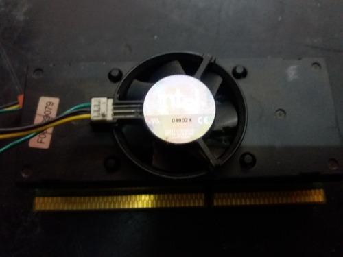 Cooler Con Microprocesador Pentium Iii 450 Slots 1