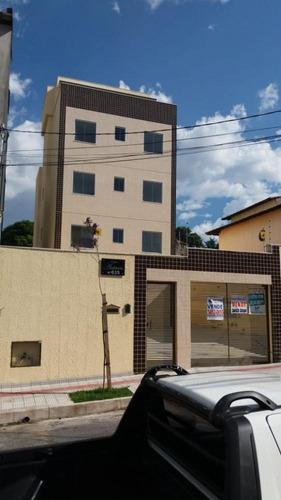 Imagem 1 de 10 de Cobertura Duplex À Venda, 2 Quartos, 1 Vaga, Jardim Leblon - Belo Horizonte/mg - 1619
