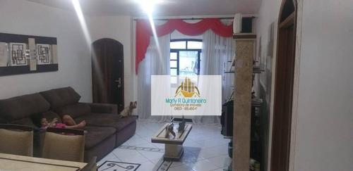 Imagem 1 de 30 de Linda Casa Com Piscina-5 Vagas- Estuda Permuta Casa Litoral - Ca0042