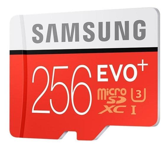 Cartão de memória Samsung MB-MC256GA/CN Evo 256GB